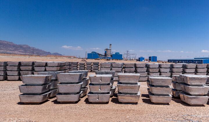 تولید آلومینیوم از ۴۴۶ هزار تن عبور کرد