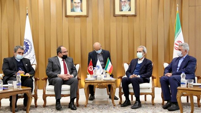 شورای مشترک ایران و تونس برای حل مشکلات اقتصادی تاسیس میشود