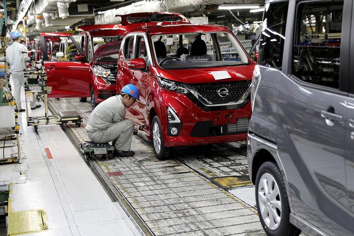 توقف فعالیتهای شرکت خودروسازی نیسان در آمریکای شمالی