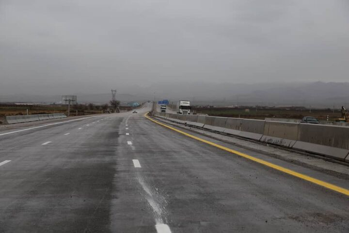 جاده دسترسی مستقل مهرگان به قزوین ساخته می شود