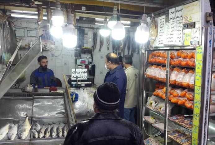 ۱۱۰ تن مرغ در سطح استان قزوین توزیع شد