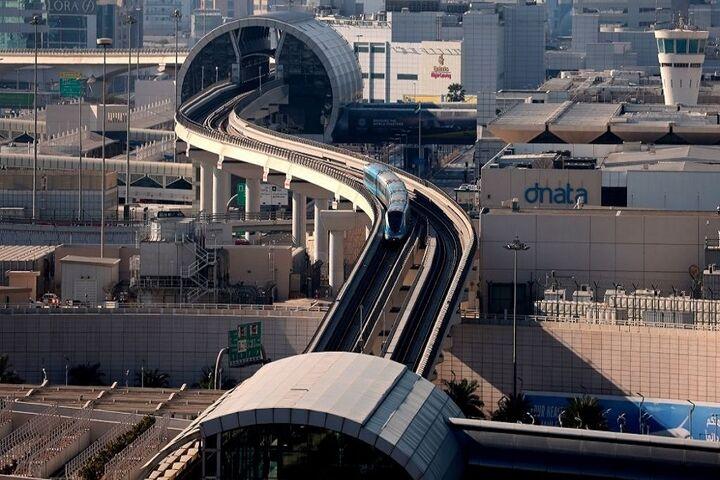 فرودگاه دبی 1
