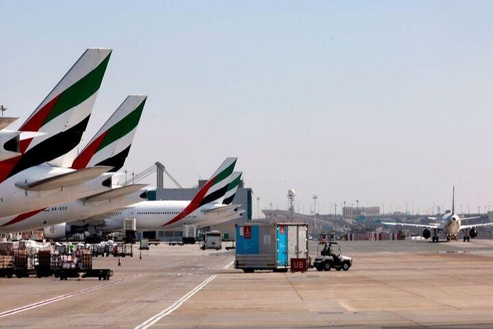 فرودگاه دبی 4