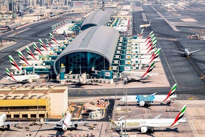 فرودگاه دبی 5