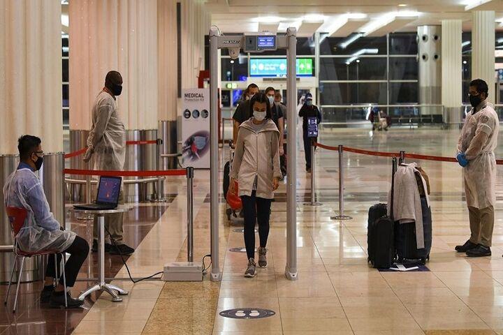 فرودگاه دبی 6