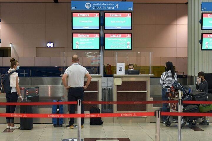فرودگاه دبی 7