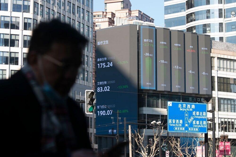 شاخص بازارهای بورس آسیا کاهش یافت