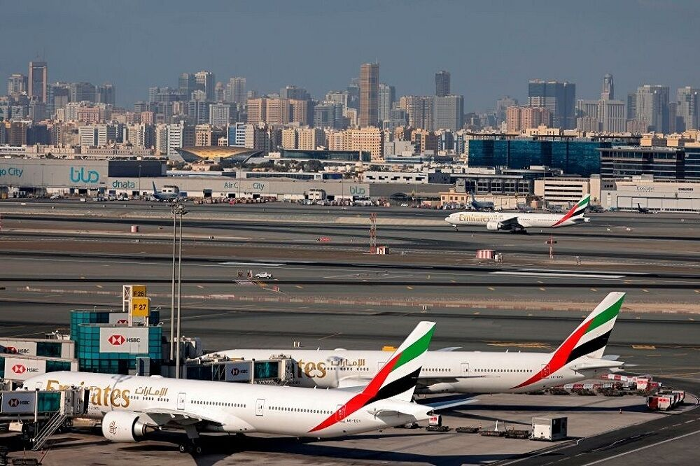 کاهش ۷۰ درصدی مسافران فرودگاه دبی در سال ۲۰۲۰