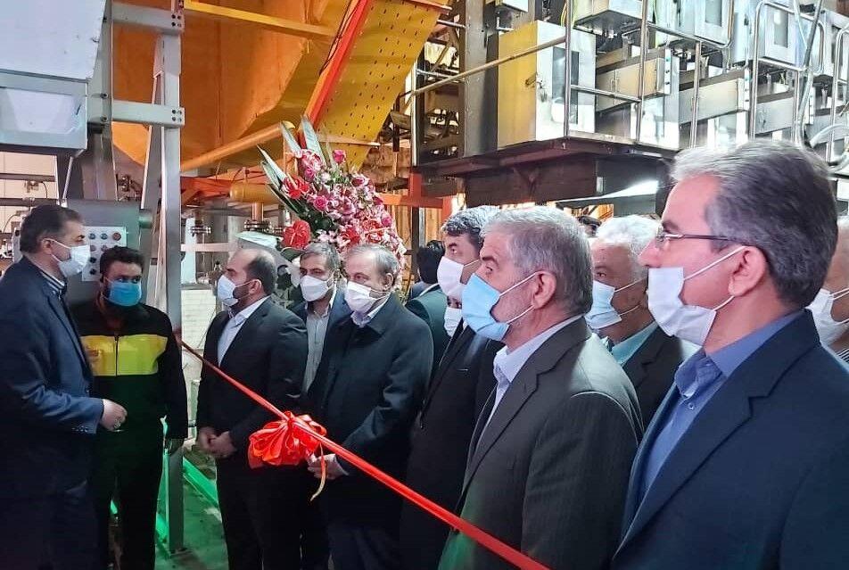 پروژه های صنعتی تاکستان و بوئین زهرا در قزوین به بهره برداری رسید