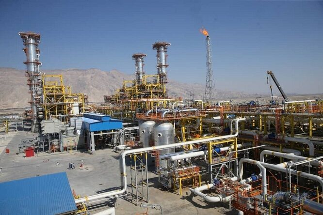 ۱۸۳ میلیارد مترمکعب گاز در پالایشگاههای پارس جنوبی فرآورش شد