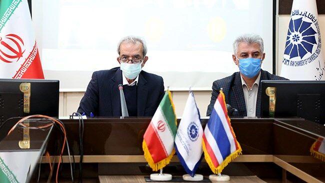 اتاقهای بازرگانی ایران و تایلند، پیگیر اجرای توافقنامههای موجود باشند