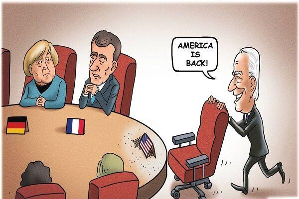 آمریکا قادر به مهار توسعه اقتصادی چین نیست|اروپا با سیاست بایدن همراهی نخواهد کرد