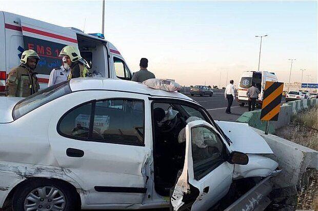 ۱۶ نقطه حادثهخیز جاده ای در استان همدان شناسایی شد