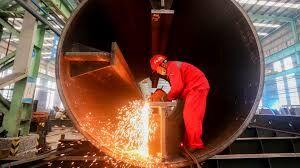 ایران رکورد رشد تولید فولاد را شکست؛ افزایش رشد در سال ۲۰۲۰ با وجود بحرانهای زیاد
