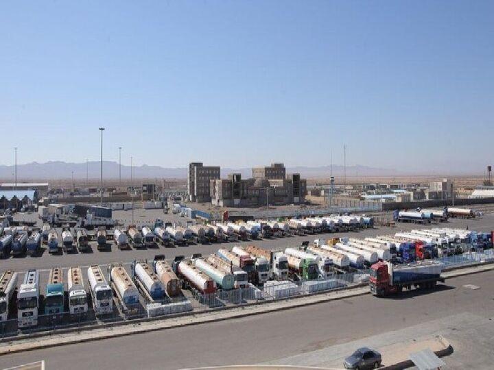 آخرین وضعیت مبادلات تجاری در ۳ گمرک ایران با افغانستان