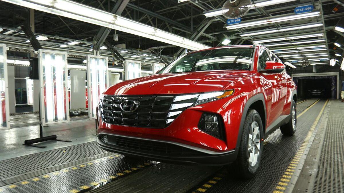 برنامه جدید هیوندای برای حل مشکل کمبود تراشه| رقبا و خط تولید خودروسازان کرهای در بحران هستند