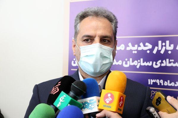 تامین هزار و ۴۵۰ تن مرغ برای استان تهران