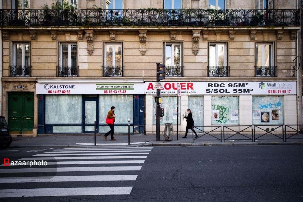 کسری شدید تأمین اجتماعی فرانسه به دلیل شیوع کرونا