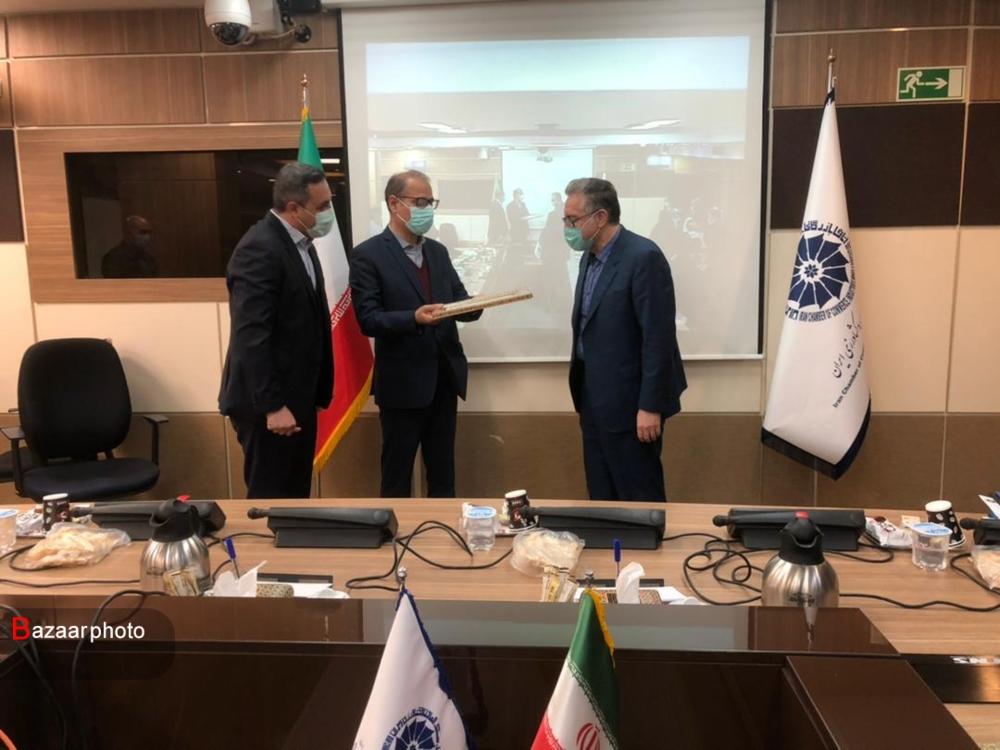ارتقای سطح همکاری اتاق ایران با ادارات ثبت اسناد و املاک