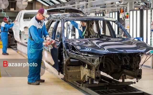 کرونا عامل اصلی یاتاقان زدن صنعت خودروسازی