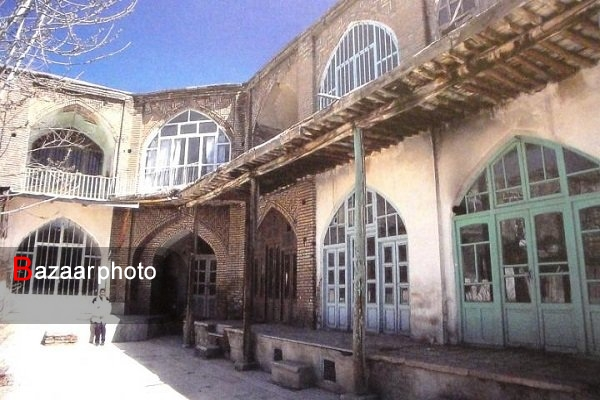 کاروانسرای قاجاری همدان در انتظار توجه مسئولان