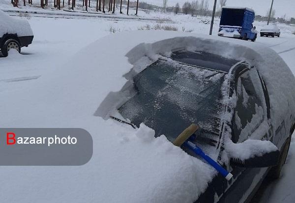۶ راه اصلی به دلیل بارش برف و کولاک مسدود شد