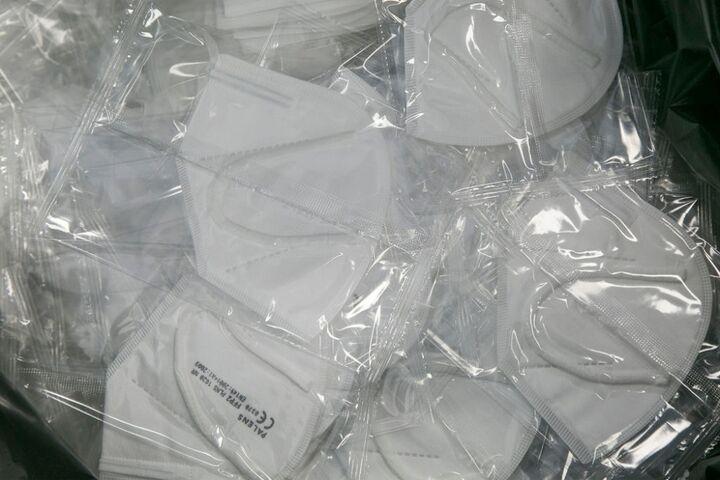 کارخانه تولید ماسک 4