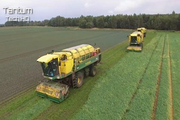 با تراکتورهای جدید دنیای کشاورزی آشنا شوید