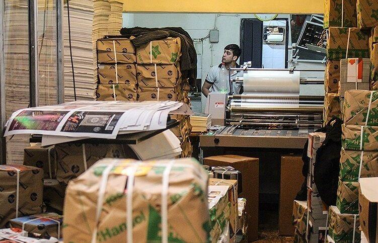 کرونا جوهر صنعت چاپ را خشکاند؛ تولید ضرر با تیراژ بالا