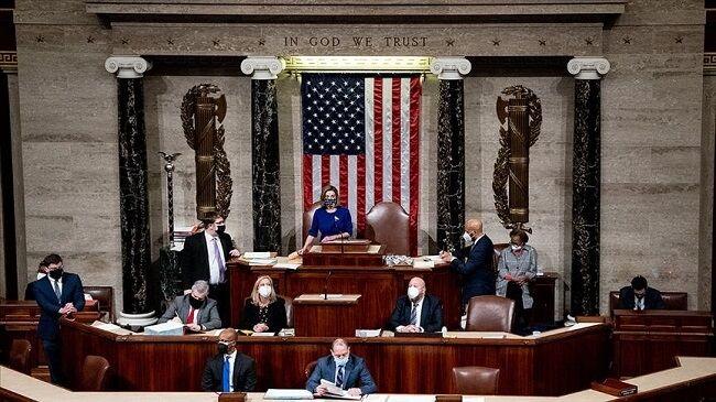 تصویب بسته کمک مالی ۱.۹ تریلیون دلاری