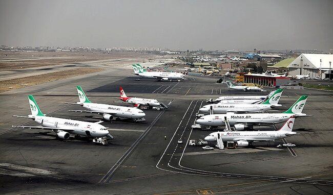 پرواز ساری - مشهد به ۱۸ سورتی رسید