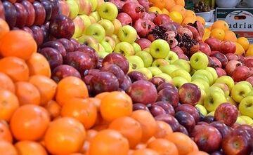 قیمت میوه و تره بار در ۲۷ خرداد ۱۴۰۰