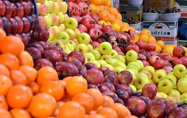 قیمت میوه و تره بار در ۲۷ اسفند ۹۹