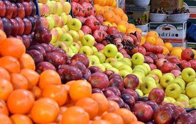 قیمت میوه و تره بار در ۲۱ فروردین ۱۴۰۰