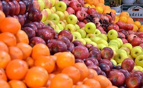 ۶۰۰ تن میوه عیدانه در گیلان توزیع می شود