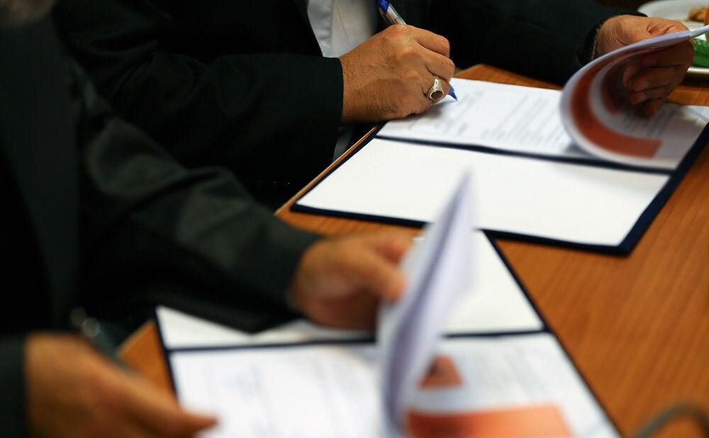 امضای تفاهم نامه ۳ جانبه صندوق کارآفرینی امید، مرکز ملی فرش ایران و بخش خصوصی
