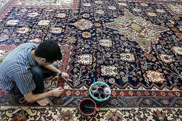 تعطیلی کارگاههای فرش بافی در لرستان  کرونا بافندگان را بیکار کرد