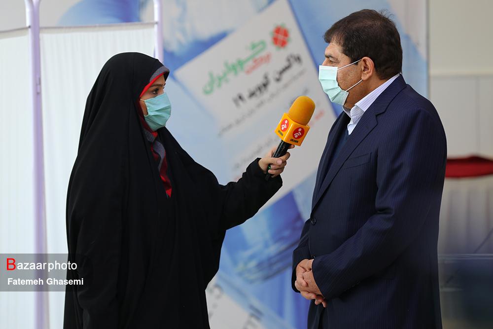 ذخیره یک میلیون دُز واکسن «کوو ایران برکت»