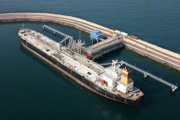 پهلوگیری کشتیهای ۸۰ هزار تنی در بندر پارس/ بارگیری گوگرد بدون حادثه انجام شد
