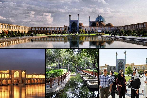 کرونا ترمز گردشگری اصفهان را کشید؛ خسارت ۱۰۰۰ میلیارد تومانی طی یک سال