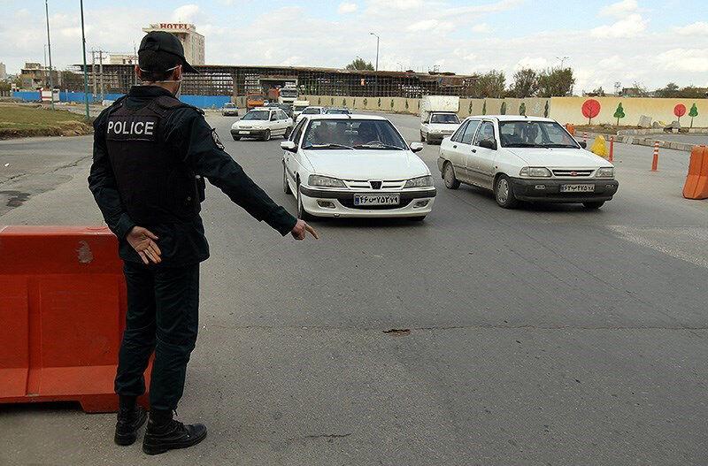 آمار سفرها و تلفات جادهای در نوروز ۱۴۰۰