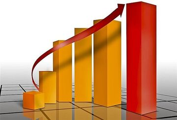 رشد فعالیتهای گروه کشاورزی و صنایع و معادن