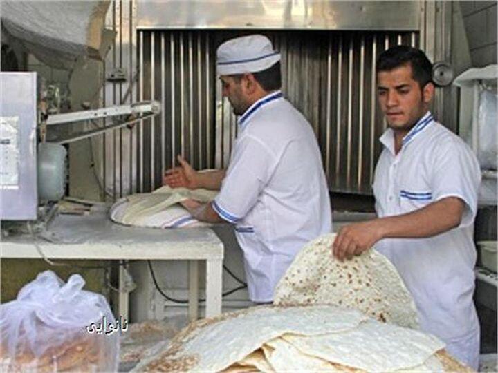 گلایه نانوایان از رشد شدید هزینه ها| درخواست افزایش ۸۰ درصدی قیمت نان از دولت