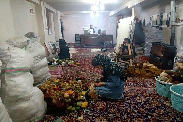 رخنه رکود در تاروپود فرش همدان/ خوشه فرش دستبافت پیگیری می شود