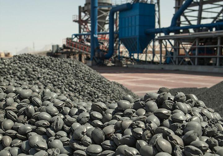 تولید آهن اسفنجی در کشور از ۲۷ میلیون تن گذشت  کاهش صادرات محصولات فولادی