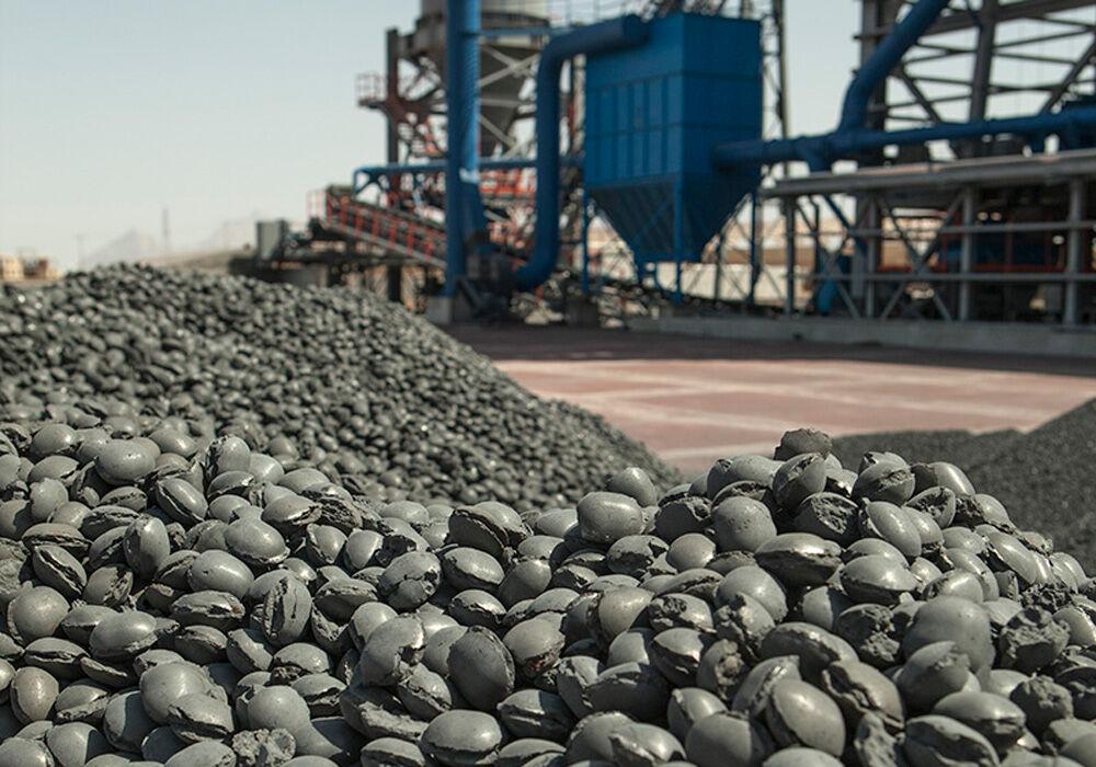 تولید آهن اسفنجی در کشور از ۲۷ میلیون تن گذشت| کاهش صادرات محصولات فولادی