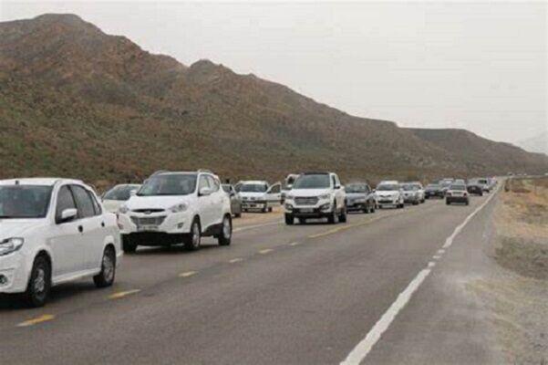 تردد خودروها در نوروز امسال ۹۷ درصد افزایش یافت