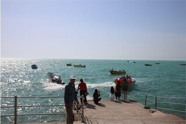 گشتهای دریایی نوروزی در استان بوشهر تعطیل است