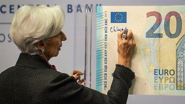 خطر تورم در کمین منطقه یورو است