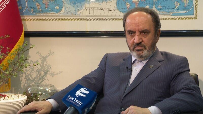 نمایشگاه اختصاصی اوراسیا در ایران یک المپیک کوچک اقتصادی برای ایران است